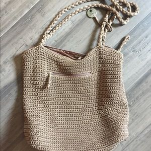 The sak straw bag